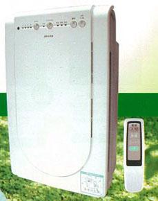 クーポン配布中!流氷の天使 FK-560R[花粉・ハウスダストなどにおすすめ!光触媒に通す空気清浄機(空気洗浄器)脱臭フィルターがお部屋の臭いを脱臭・除菌!マイナスイオン(イオン)発生家電] 送料無料