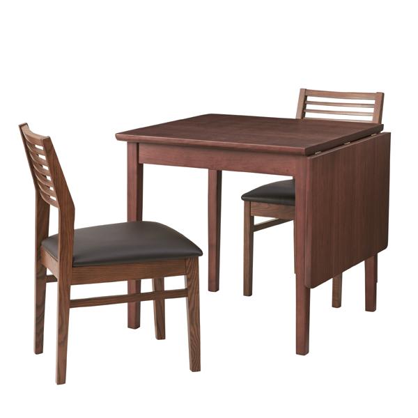 トムテ チェア TAC-908CBR ◇◆ 椅子 いす 天然木 シンプル ダイニングテーブル用 パソコンデスク用 デスク用 北欧 ブラウン