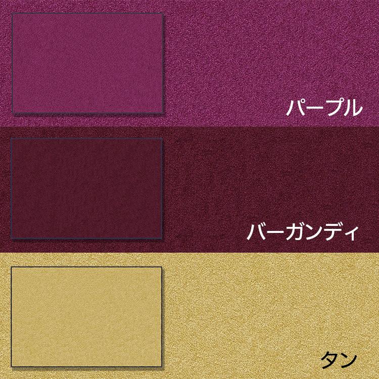 玄関マット スタンダードマットS (60cm×90cm:暖色系11色) | 屋外 外 屋内 室内 ウェルカムマット ドアマット エントランスマット ずれない 滑り止め 洗える 業務用 大きい ウォッシャブル 吸水 無地 国産 日本製 クリーンテックス Kleen-Tex