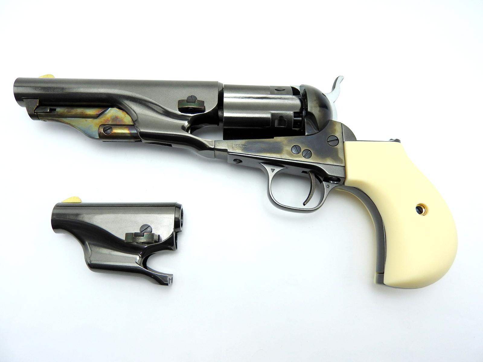 HWS ハートフォード コルト M1860 ギャンブラーズ HW 発火モデルガン