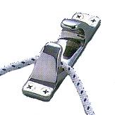 フェアリーダー ステンレスSUS316 全長250mm FL-250 水本