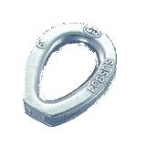 OUTLET SALE 水本機械製作所 MM KS-12 ステン 水本 12mm用 ロープ径 ステンレス 送料無料限定セール中 シンブル