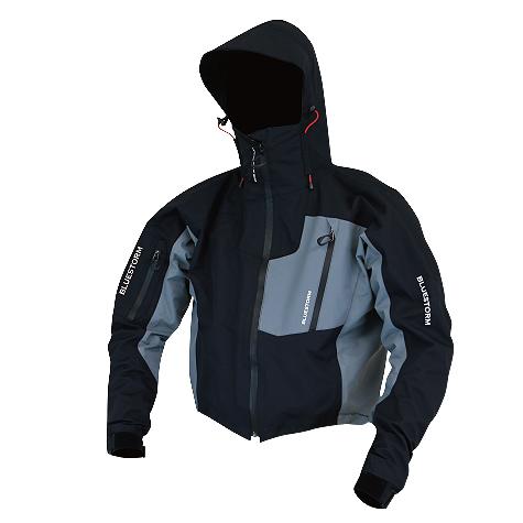[BLUESTORM] BSJ-SRJ1 ウェディングジャケット 高階救命器具[ブラック]