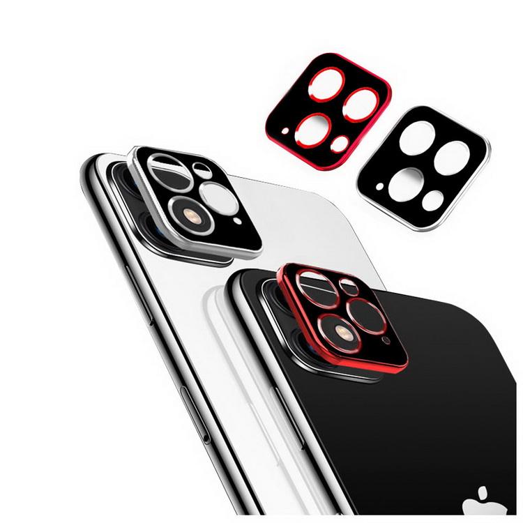 アップル 本日の目玉 アイフォン11 11プロ 11プロマックス用のカメラレンズ保護リングカバー レンズ プロテクター Apple iPhone11 11 ベゼル カメラレンズ 11プロマックス Max アルミカバー Pro メタルカバー レンズカバー 最安値 保護