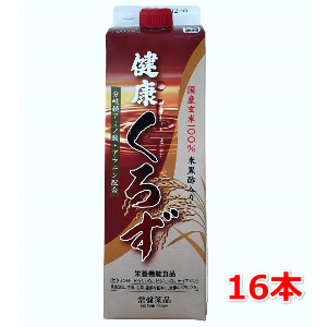 トキワ 健康くろず 16本 黒酢バーモントがリニューアル うすめ容器なし 黒酢 常盤薬品
