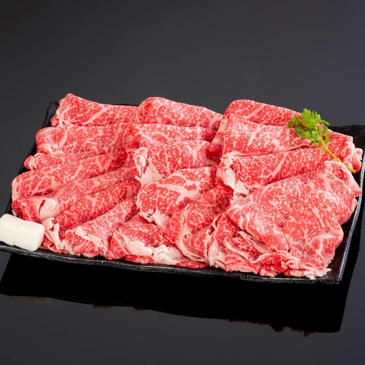 紀州和華牛すき焼きリブロース 1kg(約9~10人前) 【送料無料】