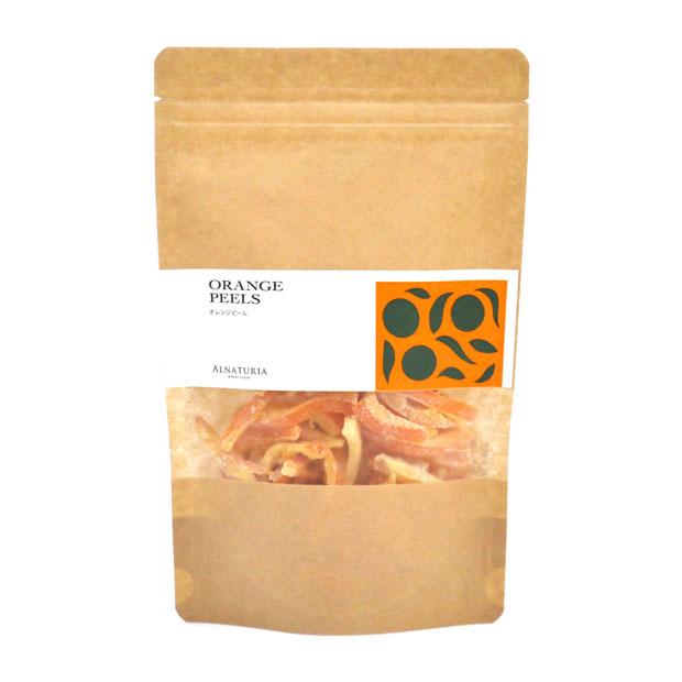 オレンジピール 販売 100g オレンジ 皮 果皮 限定品 シロップ漬け 焼き菓子 お菓子材料 ホームベーカリー パン材料 製菓材料