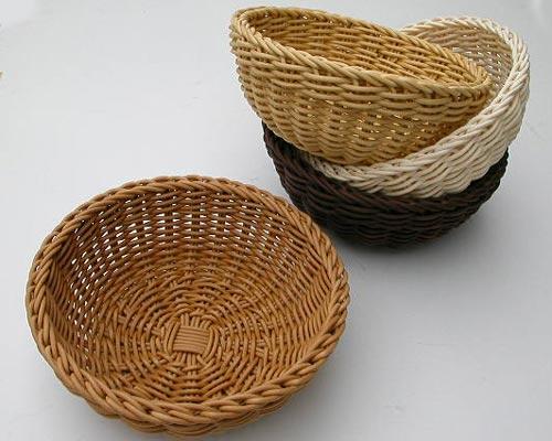 Stylish Storage Baskets! Round Basket Washable Made Germany SALEEN (  Therein )