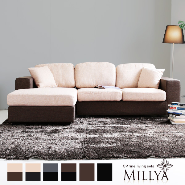 I wear three couch sofas and wear three sofas, and a couch sofa corner sofa  sofa corner sofa L-shape l-shaped sofa single life is dressed up
