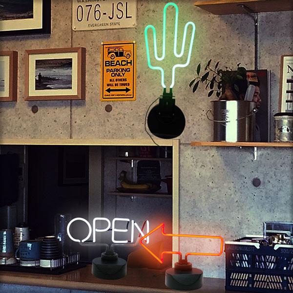 Neon sign OPEN/ opening /SLW113 2WAY American neon sign neon signboard /  neon tube, lighting / garage / vintage / store drawing card bar Las Vegas