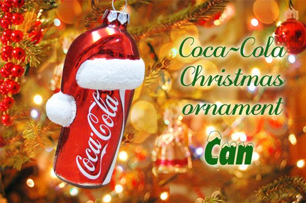 Lavieen rakuten global market coca cola coca cola stylish coca cola coca cola stylish christmas ornaments cancan coca cola collectibles brand christmas tree ornament gift ornament american goods united states m4hsunfo