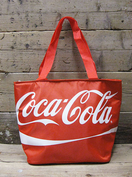 Coca Cola Insulated Bags Tote Bag Cooler Joggers Outdoor Athletics Lunch Barbecue American Goods Gadgets