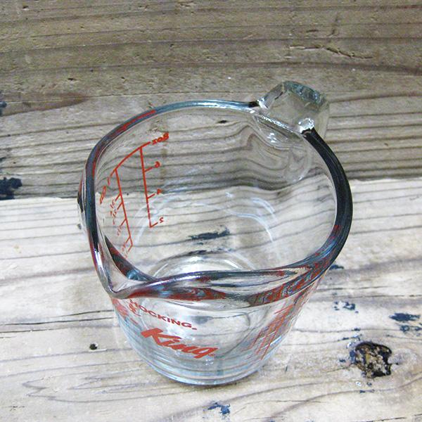火王锚霍金国王 (国王/s) 量杯 (燧石) 250 cc 轻量级杯美国美国食品杂货国王