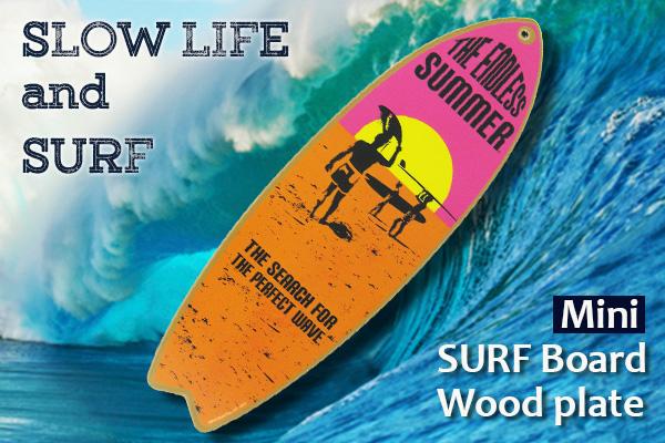 lavieen rakuten global market mini surf board wood plaque endless