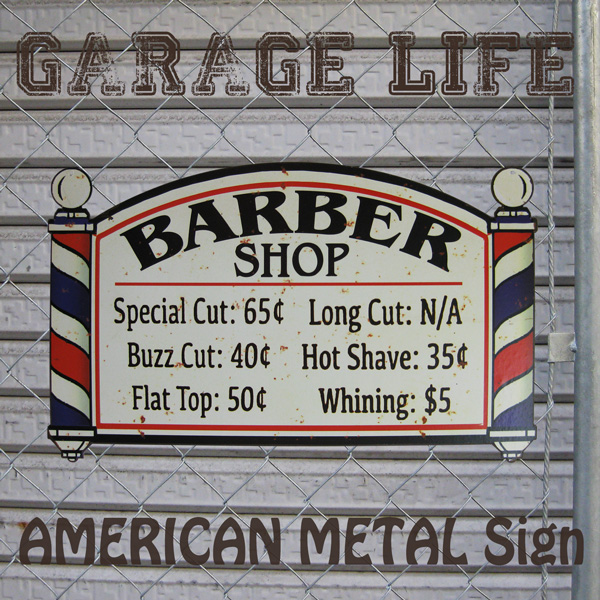 lavieen rakuten global market american tin sign bar ber barber