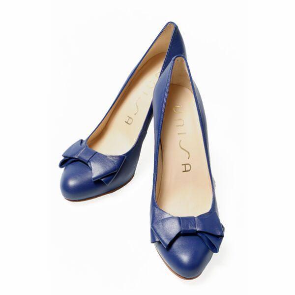 ウニーサ パンプス un85-blue 200