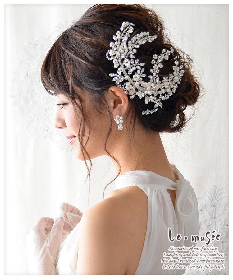 楽天市場 ヘッドドレス 髪飾り アガット ヘアアクセ ヘア