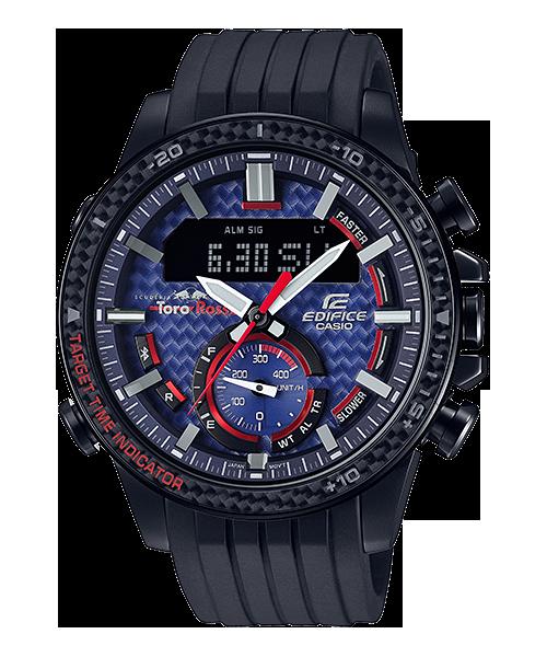 【送料無料】新品 正規品 CASIO カシオ EDIFICE エディフィス Scuderia Toro Rosso Limited Edition スマートフォンリンク ECB-800TR-2AJR