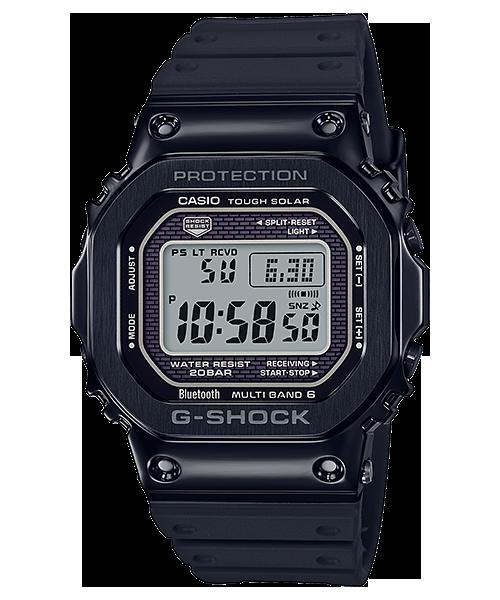 【送料無料】新品 正規品 CASIO カシオ 腕時計 G-SHOCK ジーショック Bluetooth 搭載 電波ソーラー GMW-B5000G-1JF