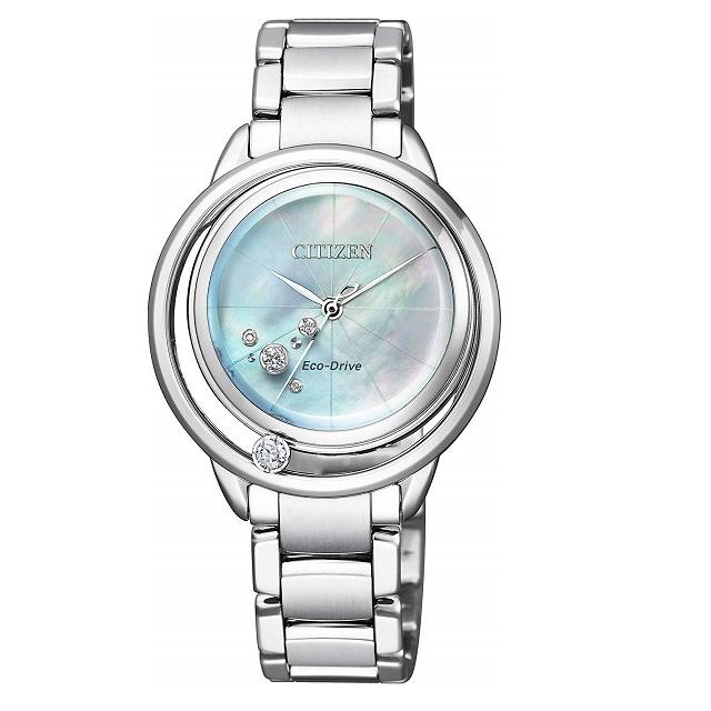 CITIZEN 腕時計 CITIZEN L エコ・ドライブ EW5521-81D