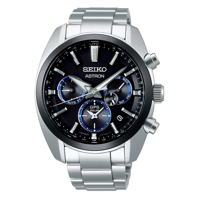 【送料無料】新品 正規品 SEIKO セイコー ASTRON アストロン ソーラーGPS ステンレス 5xシリーズ SBXC053