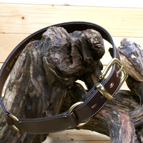 Toowoomba Saddlery Cowboy Belt トゥーウンバ サドラリー カウボーイベルト
