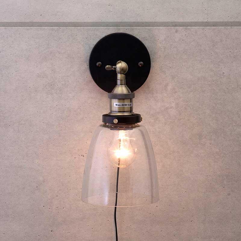 ウォールランプ ヴィンテージ おしゃれ 照明 シンプル 壁掛け