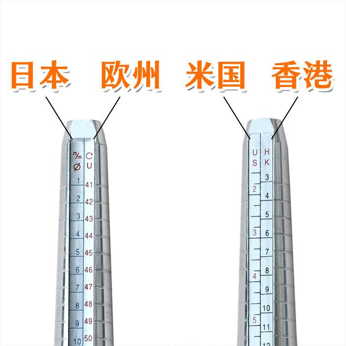 Ring Gage ring Gage Rod ring ring size finger measure ring size gauge finger finger measurement gauge Rod ring measurement