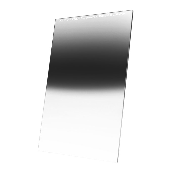 お求めやすい高性能 リバースハーフND4フィルター 150mm幅 ランキングTOP10 KANI 角型フィルター ハーフND4 リバースGND 与え 0.6 プレゼント レンズフィルター 150x170mm 角形 減光効果:最大2絞り分 父の日