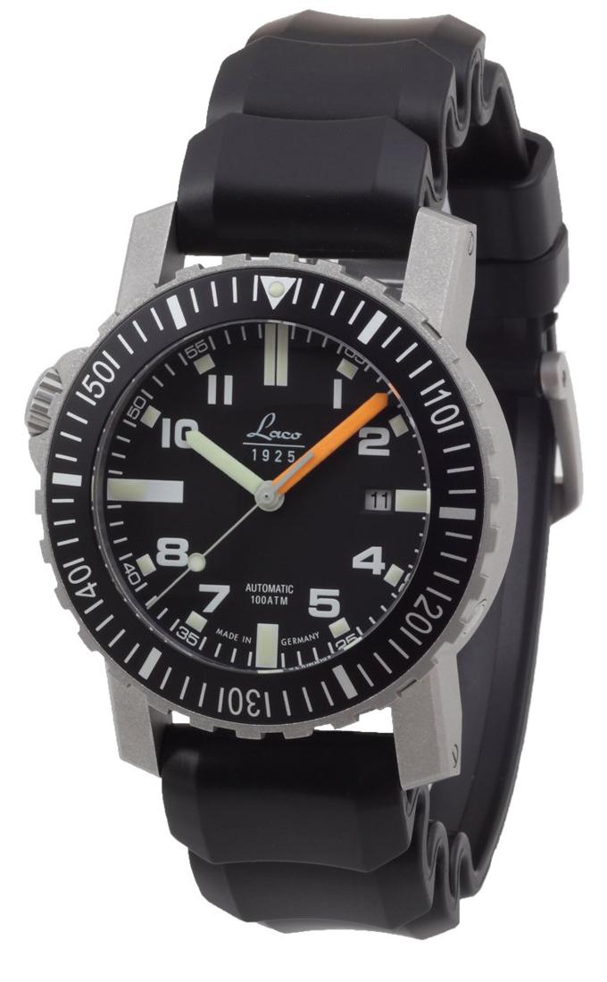 Laco ラコ 腕時計 メンズ 自動巻き ドイツ製 オーシャン Ocean ref:861704 安心の国内正規品 代引手数料無料 送料無料