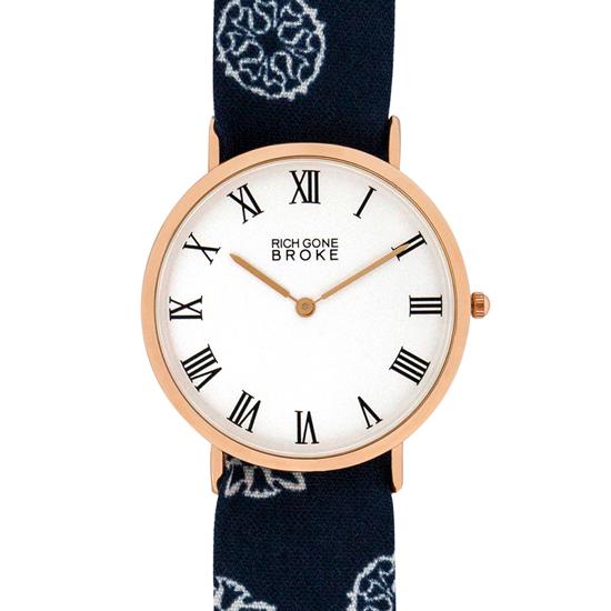 リッチゴーンブローク レディース腕時計 ローズゴールドマーセル ファイヤーワークス RICH GONE BROKE ROSEGOLD MARCEL SUMMER FIREWORKS 国内正規品  あす楽 即納可能