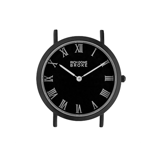 リッチゴーンブローク レディース腕時計 ブラックマーセル ローリー・リップス RICH GONE BROKE BLACK MARCEL LOLLY LIPS 国内正規品  あす楽 即納可能