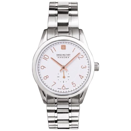 スイスミリタリー 腕時計 クラス メンズ シルバー/シルバー ML432 SWISS MILITARY CLASS 安心の正規品 代引手数料無料 送料無料