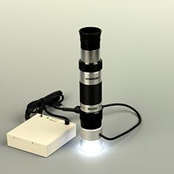 LEDライトつき顕微鏡30倍~50倍
