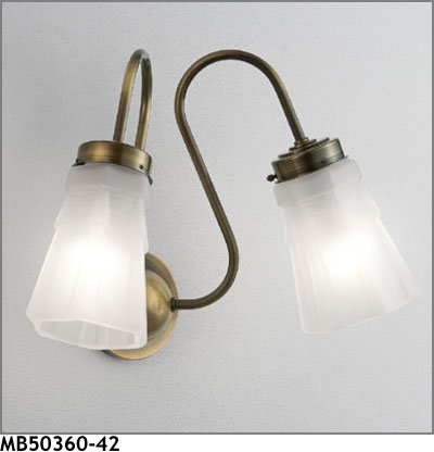 マックスレイ ブラケットライト MB50360-42 ランプ別売