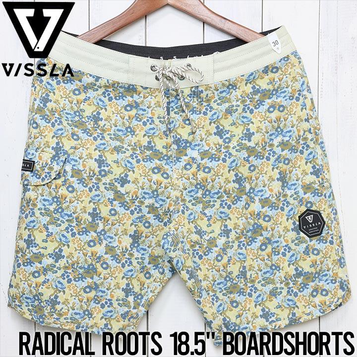 [クリックポスト対応] VISSLA ヴィスラ RADICAL ROOTS 18.5