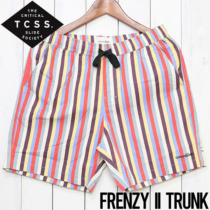[クリックポスト対応] TCSS ティーシーエスエス FRENZY II BOARD SHORT ボードショーツ BS1940
