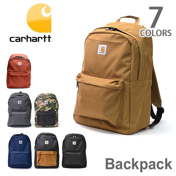 カーハート/carhartt 100301 BACK PACK バックパック リュック ワークバッグ 通勤 通学 メンズ レディース 7Color/あす楽