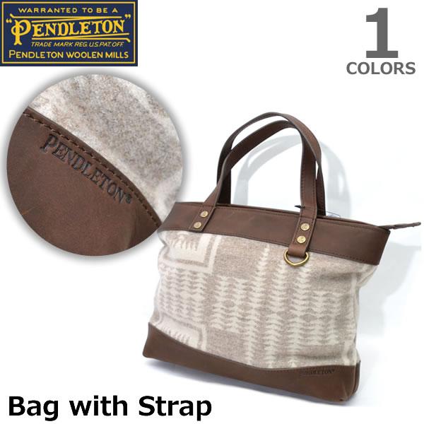 ペンドルトン/PENDLETON バッグ with ストラップ GD143 Bag with Strap ネイティブ柄 トート ショルダー ストラップ ウール ペンデルトン TOTE【あす楽】【送料無料】