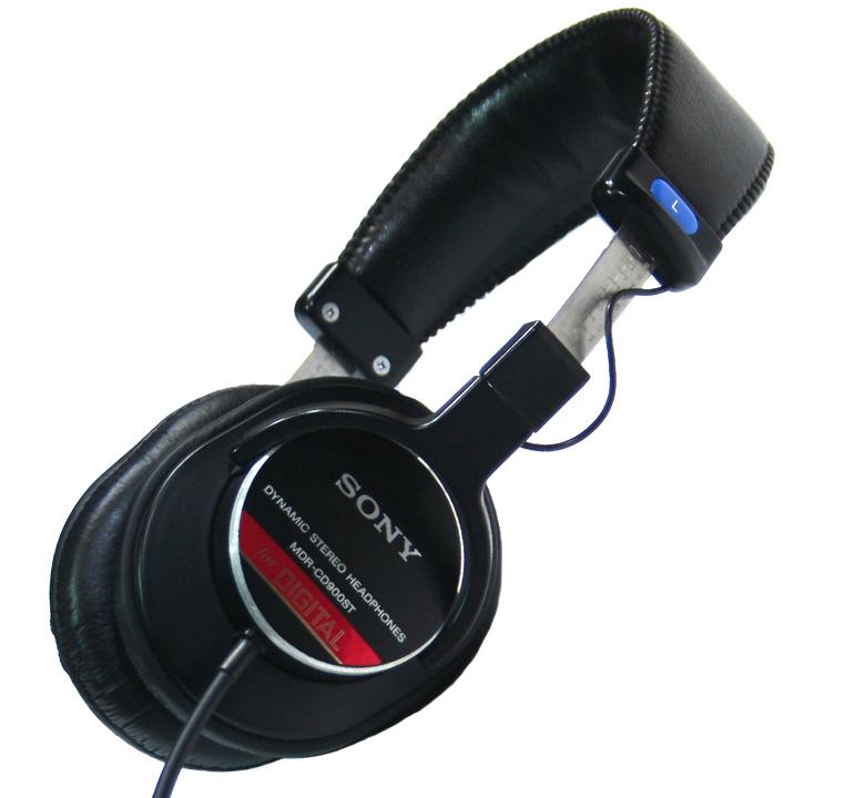 ソニー モニターヘッドホン MDR-CD900ST SEAL限定商品 SONY Monitor 大注目 Headphones -