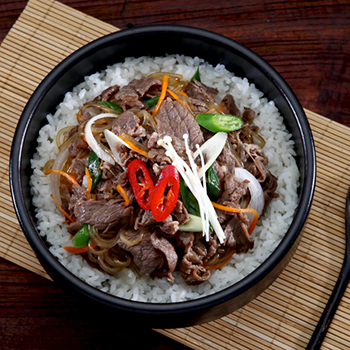 白雪 牛 プルゴギ タレ 290g お肉約1.45kg用 牛肉 ソース たれ 焼肉 韓国 食品 食材 料理 調味料 牛プルゴギタレ