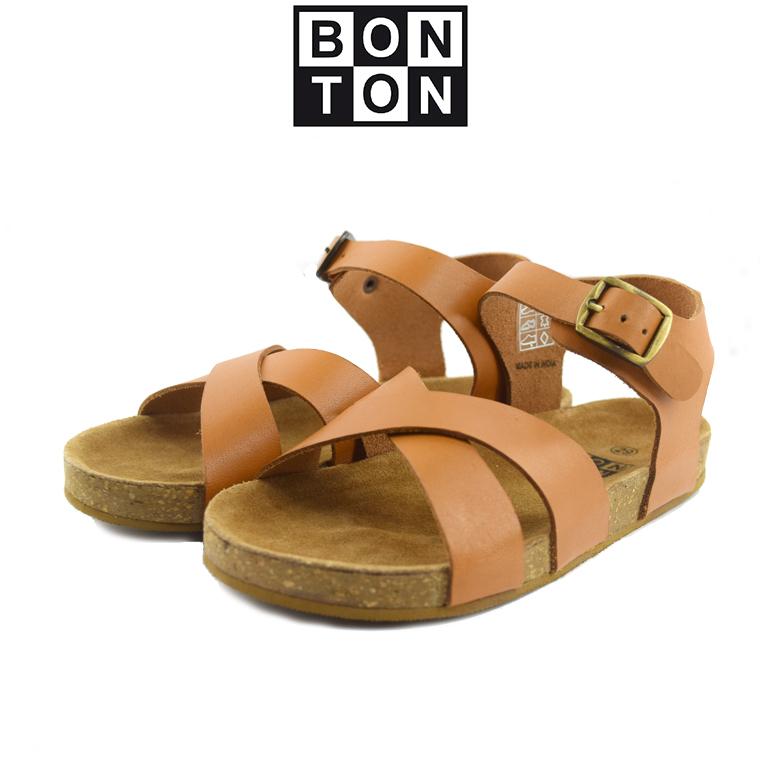 BONTON【ボントン】サンダル 24(約15cm)~ 28(約17.5cm) BONTON サンダル bonton ボントン