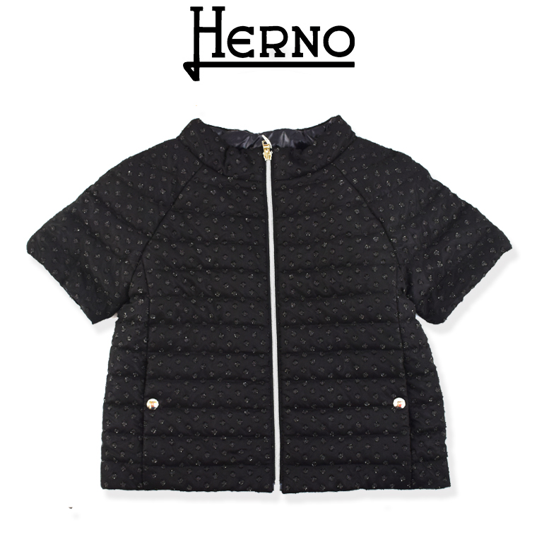 【2020SS】HERNO KIDS(ヘルノ キッズ) ノーカラー ジャケット 12A 【12歳】14A【14歳】HERNO こども ヘルノ 子供