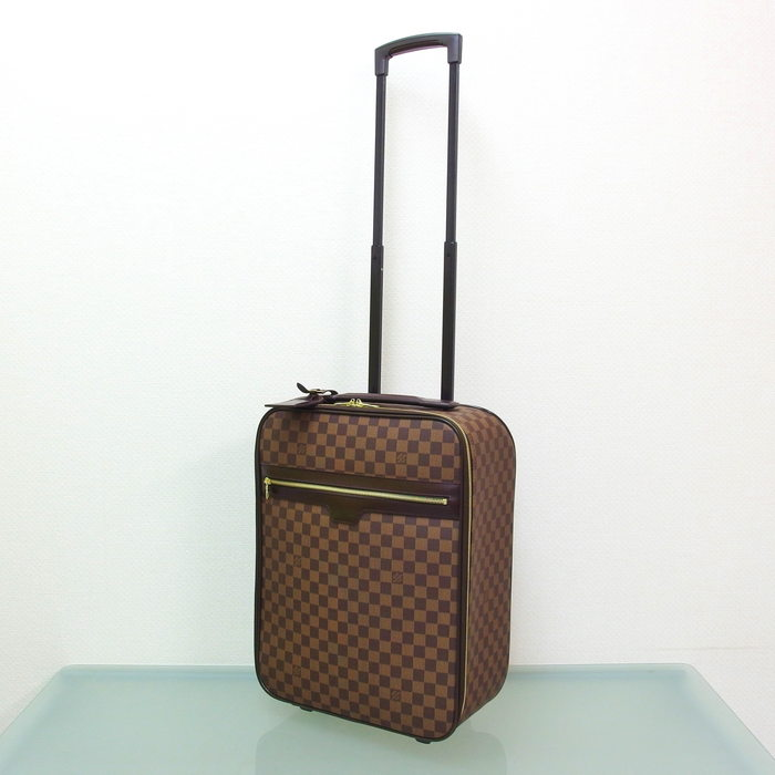 ... details for 88d2c 3db64 Louis Vuitton Pegase 45 pulls trolley travel  bag N23293 mens womens unisex ... 63e15f89e