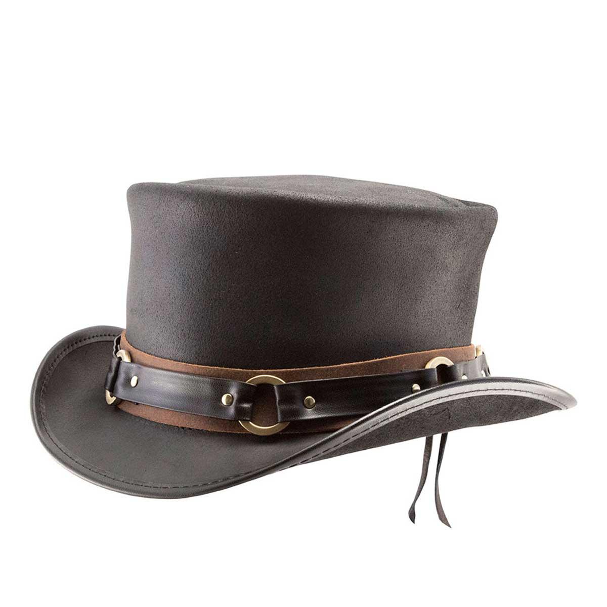 スチームパンク 帽子 HEAD'N HOME El Dorado SR2/BLACK