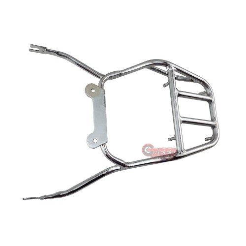 送料無料 メーカー公式ショップ ホンダ モンキー125 クロームタイプ monkey125-ar-chrome-rear-rack 35%OFF リヤキャリア