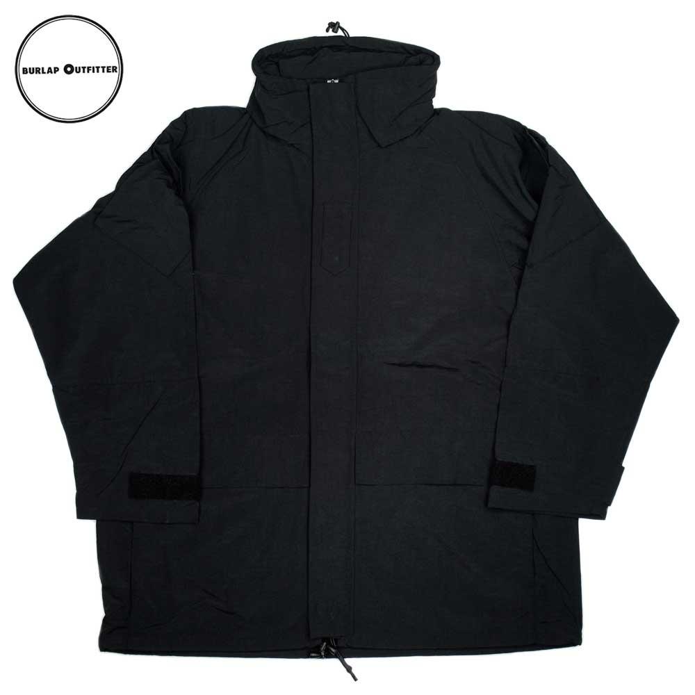 Burlap Outfitter バーラップアウトフィッター ECWCS PARKA / BLACK