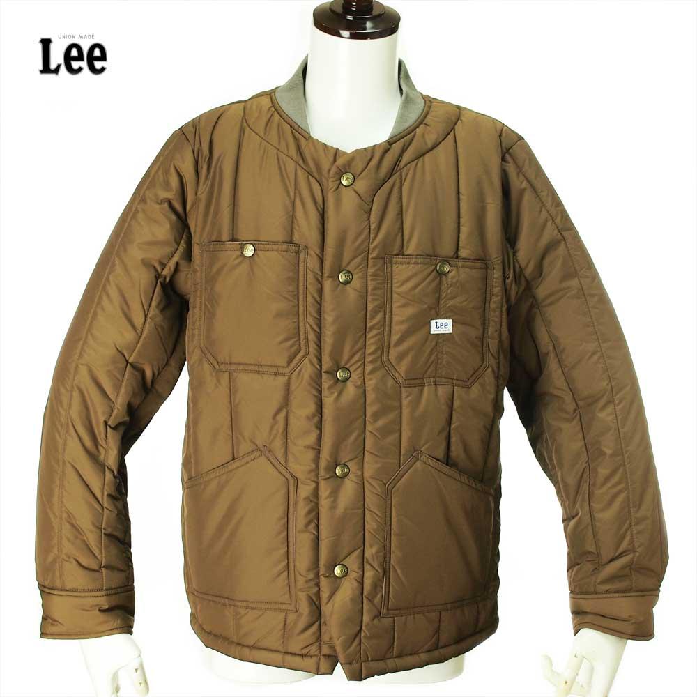 Lee リー PADDED WORK JACKET LS1262 / 45 CAMEL