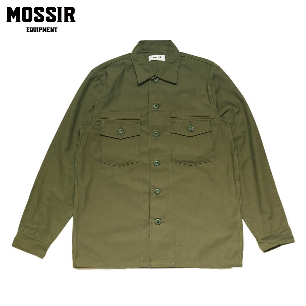 MOSSIR モシール Claus / GREEN
