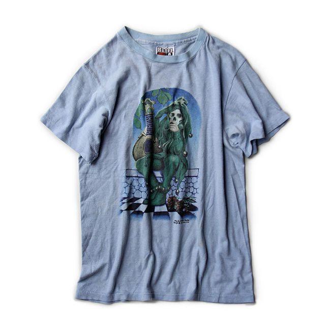 【送料無料】【アメリカ古着】【中古】 80's グレイトフルデッド オフィシャルTシャツ